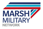 Marsh Military Network logo