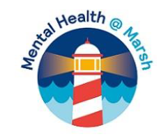 Mental Health at Marsh logo